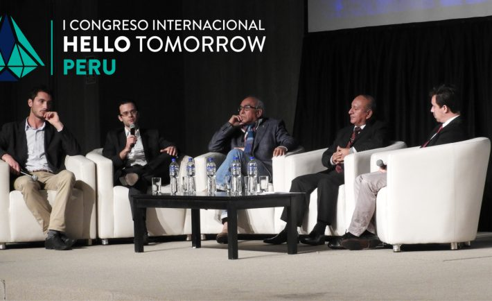 """Hello Tomorrow Primer congreso de ciencia, tecnología y emprendimiento:  """"Hacia la sosteniblidad 2050"""""""